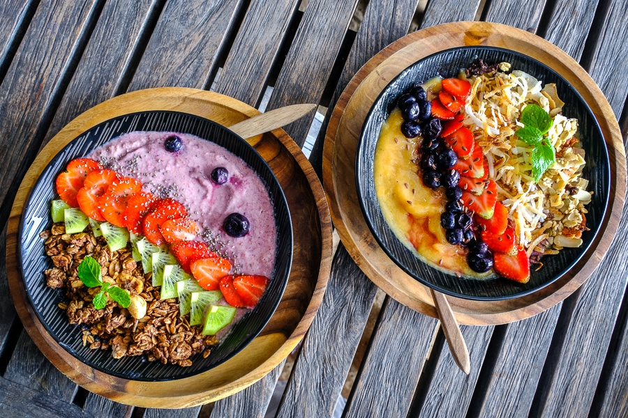 Soul In A Bowl Bali Smoothies