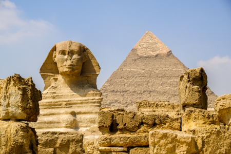HOW TO VISIT THE GIZA PYRAMIDS IN EGYPT